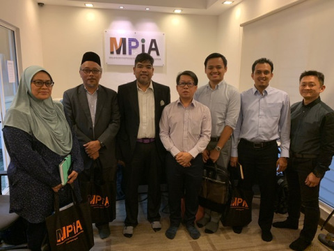 Meeting with Malaysian Photovoltaic Industry Association (MPIA)